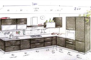 Mobili da cucina su misura ~ Mobilia la tua casa